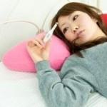 無月経の基礎体温測定